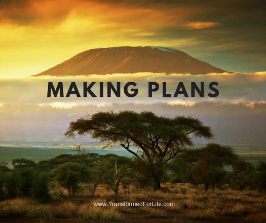 Making Plans - FB Post